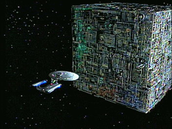 Borg ship