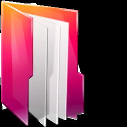 Image of a folder